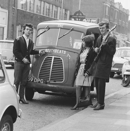 The Southbeats band: 1964