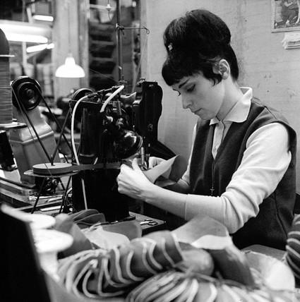 A Gamba employee: 1966