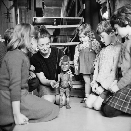 The Lilliput Marionette Theatre: 1963