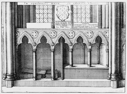Gerardus Langbainius, Coll. Regin. Oxon Praepositus P.17th-18th century