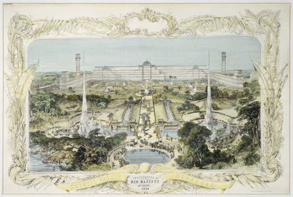 Crystal Palace, Sydenham: 1854