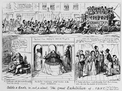 Odds & Ends, in, out, and about, The Great Exhibition of 1851