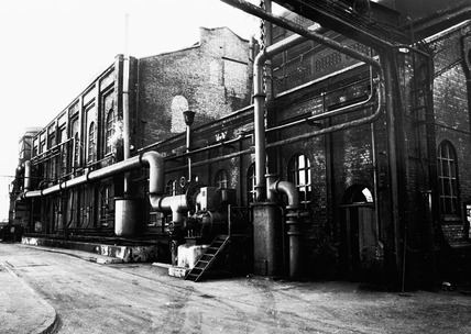 Fulham Gasworks: 20th century