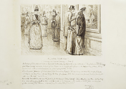 A Jubilee Private View: 1887