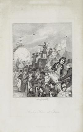 Stanley Thorn at Epsom: 1840