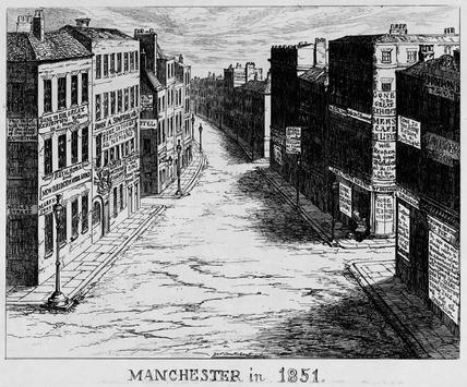 Manchester: 1851