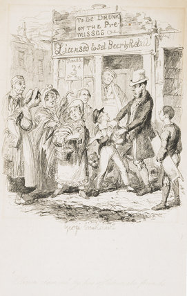 Oliver claimed by his affectionate friends: 1838
