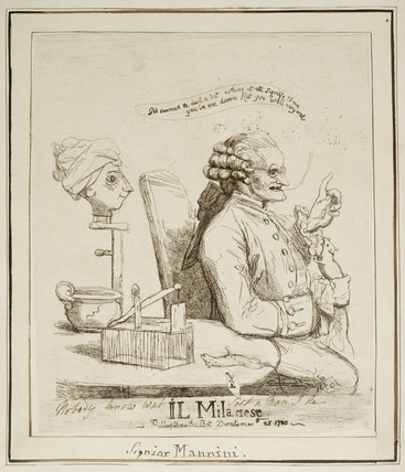 Il Milanese: 1780
