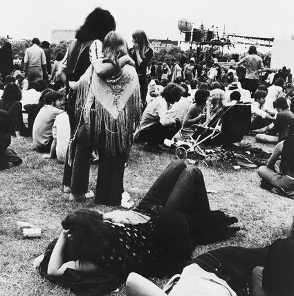 Festival in Hyde Park: 1970