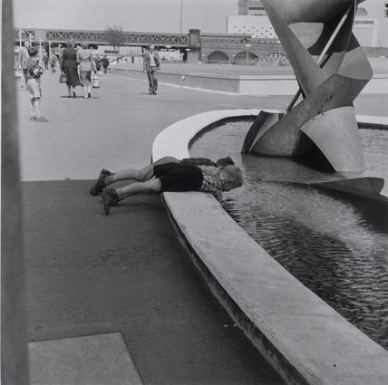 South Bank: 1956