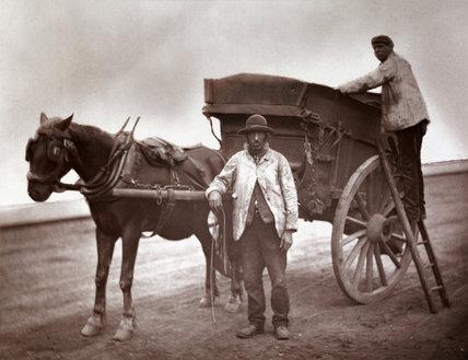 Flying Dustmen: c.1877