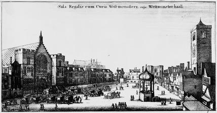 Westminster Hall: 1647