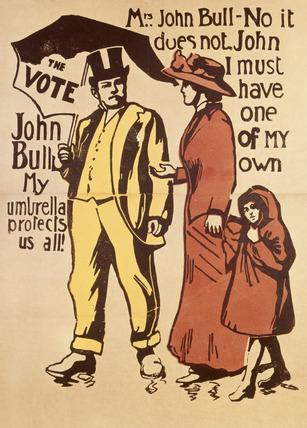 John Bull's umbrella: 1912