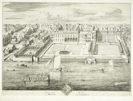 Somerset House: 18th century
