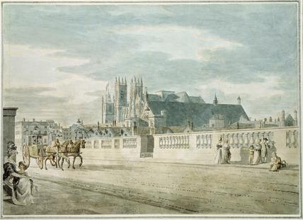 Westminster Bridge: 1792