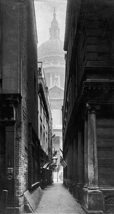 St.Paul's Cathedral: 20th century
