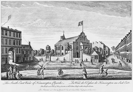 Kensington Church: 1888