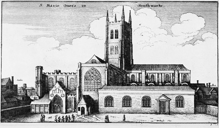 S. Marie Ouer's in Southwarke: 1647