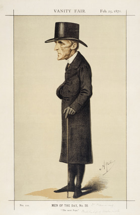 Archbishop Manning of Westminster: 1871