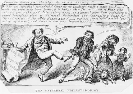 The Universal Philanthropist: 1848
