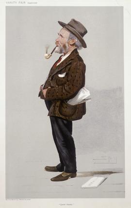 Queer Hardie, James Keir Hardie: 1906