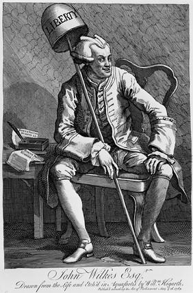 John Wilkes: 1763