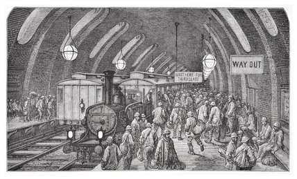 The workmen's train: 1872