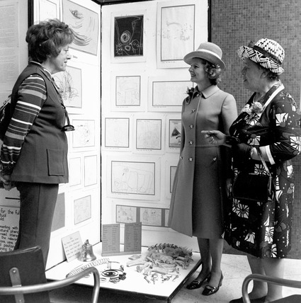 Mrs Thatcher at Nursery School Association Golden Jubilee: 1973