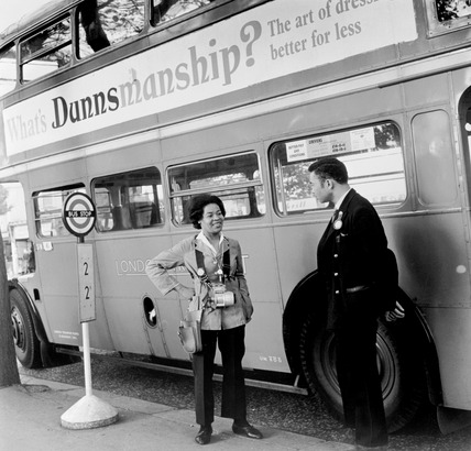 London Transport workers Crystal Palace: 1963