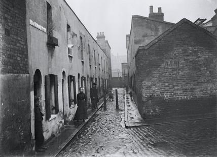 Little Collingwood Street:1890-1907