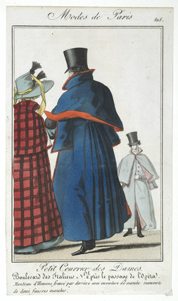 Modes de Paris: 1828