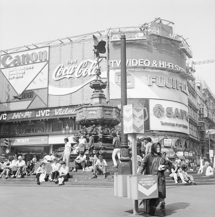 Piccadillly Circus: 1982