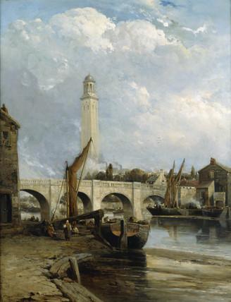 Old Kew Bridge: 1876-1885