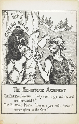 The Prehistoric Argument: 1912