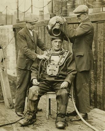 PLA Diver, c.1930