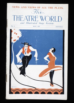 The Theatre World and illustrated stage review, Issue no.4