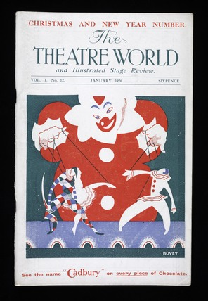 The Theatre World and illustrated stage review, Issue no.12