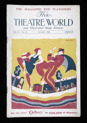 The Theatre World and illustrated stage review, Issue no.19