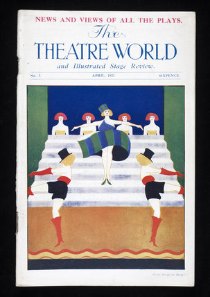 The Theatre World and illustrated stage review, Issue no.3