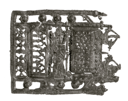Shrine of St Thomas Pilgrim Badge: 15th Century