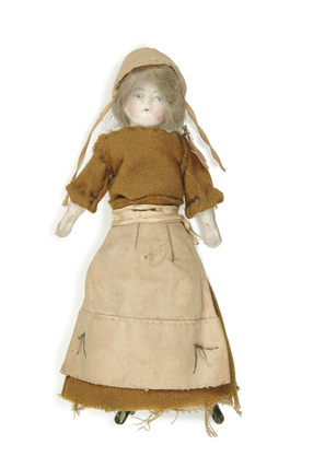 Suffragette Doll: c.1911