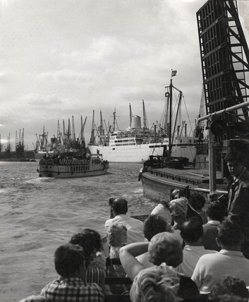 PLA River & Docks cruise: 1964