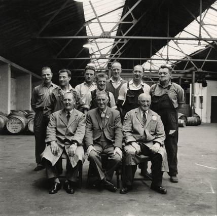 PLA Staff: 1960