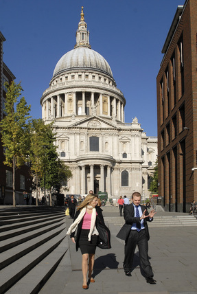 St. Pauls Cathedral; 2007