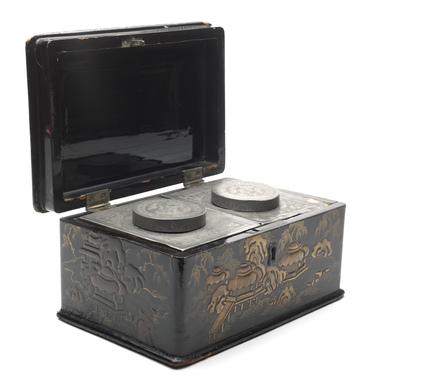 Tea Caddy; 1850-1900