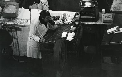 Billingsgate Market: c.1980