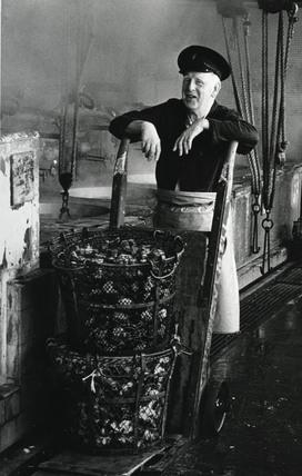 The boilingshop at Billingsgate Fish Market: c.1980