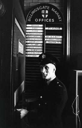 Billingsgate Market Police: 1980-81