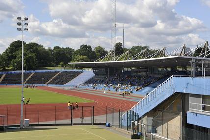 The National Athletics Stadium, Crystal Palace; 2009