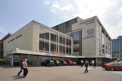 Fairfield Hall in Croydon; 2007